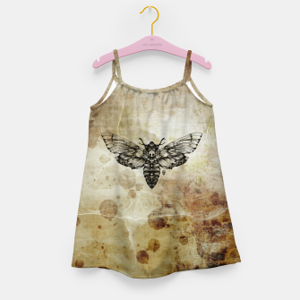 Miniature de image de Moth Girl's Dress, Live Heroes