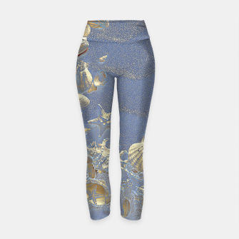 Miniature de image de Sea Treasures Yoga Pants, Live Heroes
