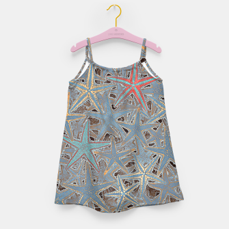 Miniature de image de Sea stars Girl's Dress, Live Heroes