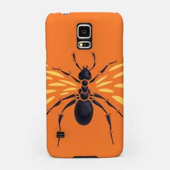 Thumbnail image of Abstract Winged Ant Samsung Case, Live Heroes