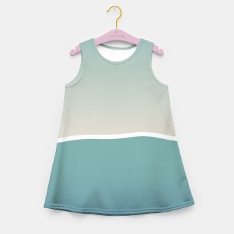 Miniature de image de Unicorn Shark Skeleton Girl's Summer Dress, Live Heroes