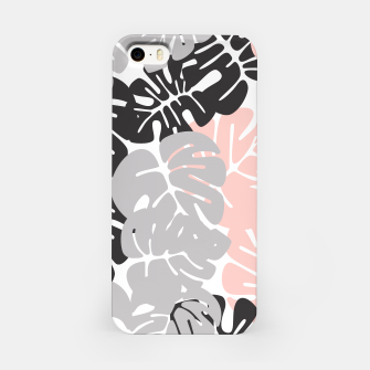 Miniature de image de Tropical pattern 028 iPhone Case, Live Heroes