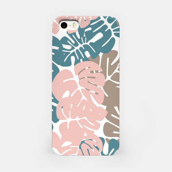 Miniature de image de Tropical pattern 029 iPhone Case, Live Heroes
