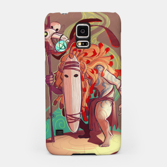 Thumbnail image of Forest Soothsayer Samsung Case, Live Heroes