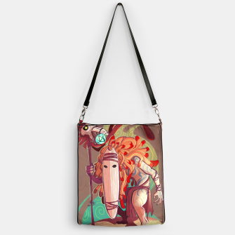 Thumbnail image of Forest Soothsayer Handbag, Live Heroes