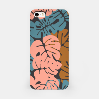 Miniature de image de Tropical pattern 030 iPhone Case, Live Heroes