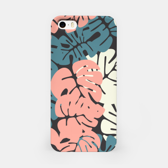 Miniature de image de Tropical pattern 031 iPhone Case, Live Heroes