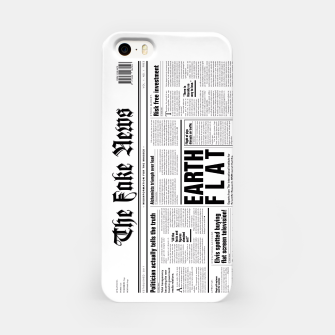 Miniature de image de The Fake News iPhone Case, Live Heroes