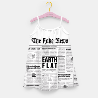 Miniature de image de The Fake News Girl's Dress, Live Heroes