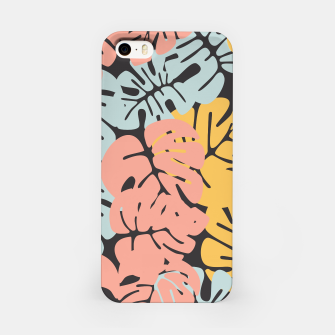Miniature de image de Tropical pattern 032 iPhone Case, Live Heroes
