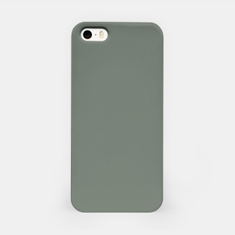Miniature de image de M. green color iPhone Case, Live Heroes