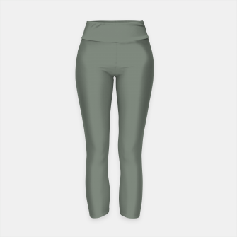 Miniature de image de M. green color Yoga Pants, Live Heroes