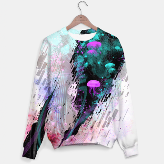 Thumbnail image of COLLIDE Sweater, Live Heroes