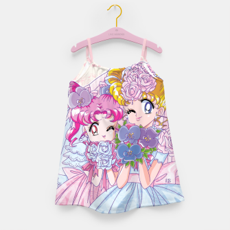 Miniature de image de Sailor Moon Usagi & Chibiusa Girl's Dress, Live Heroes