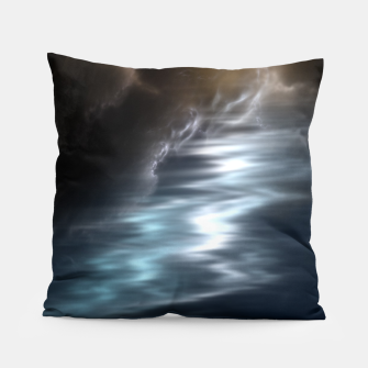 Thumbnail image of Light Of The Spear Fractal Art ZM Water Pillow, Live Heroes