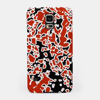 Thumbnail image of Splatter Abstract Texture Samsung Case, Live Heroes