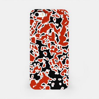 Thumbnail image of Splatter Abstract Texture iPhone Case, Live Heroes