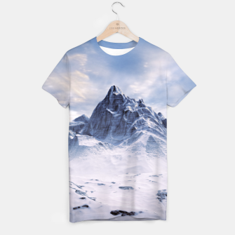 Thumbnail image of Climb Every Mountain T-shirt, Live Heroes