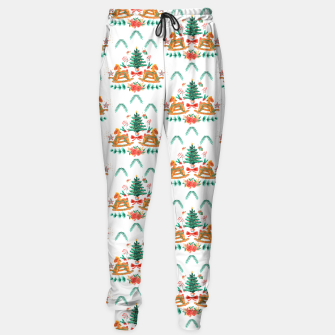 Thumbnail image of cozy christmas Sweatpants, Live Heroes
