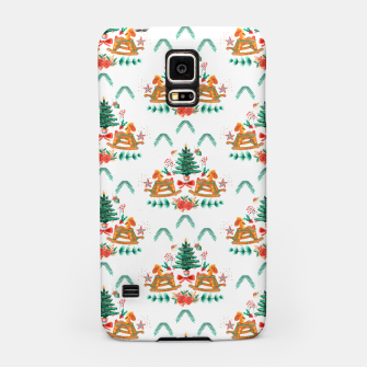 Thumbnail image of cozy christmas Samsung Case, Live Heroes