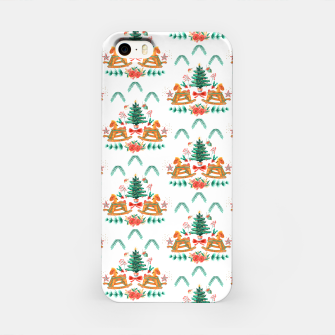 Thumbnail image of cozy christmas iPhone Case, Live Heroes