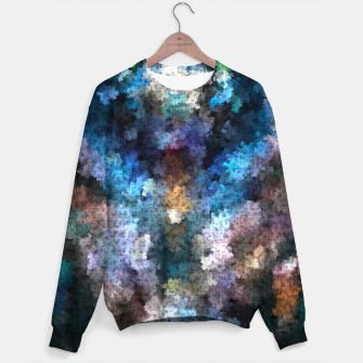Thumbnail image of TTEQOTGCubism Sweater, Live Heroes