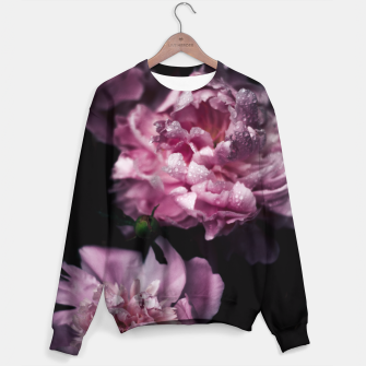 Thumbnail image of Peonies Dark Sweater, Live Heroes