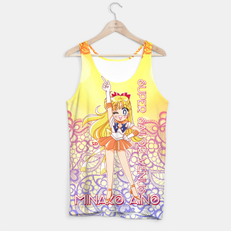 Thumbnail image of Chibi Super Sailor Venus Tank Top, Live Heroes