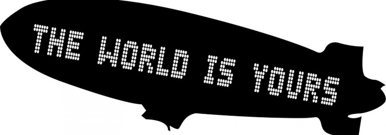The World Is Yours Bild des Hintergrunds, Live Heroes