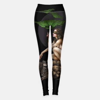 Thumbnail image of Winya No. 112 Leggings, Live Heroes