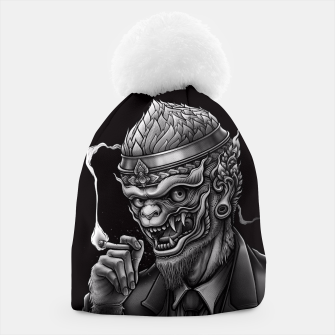 Thumbnail image of Winya No. 113 Beanie, Live Heroes