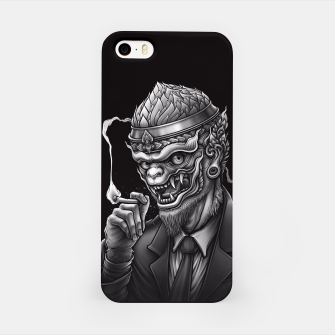Thumbnail image of Winya No. 113 iPhone Case, Live Heroes