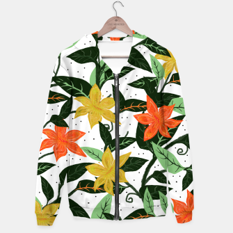 Thumbnail image of Tropical Rainforest Hoodie, Live Heroes