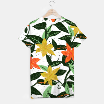 Thumbnail image of Tropical Rainforest T-shirt, Live Heroes