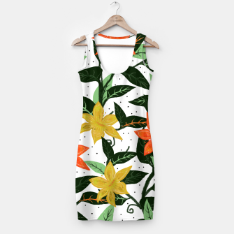 Thumbnail image of Tropical Rainforest Simple Dress, Live Heroes