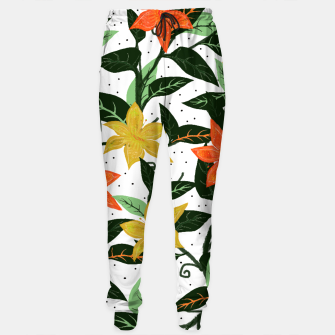 Thumbnail image of Tropical Rainforest Sweatpants, Live Heroes