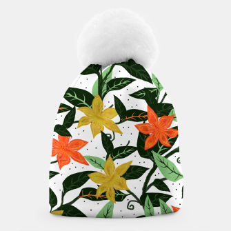 Thumbnail image of Tropical Rainforest Beanie, Live Heroes