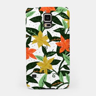 Thumbnail image of Tropical Rainforest Samsung Case, Live Heroes