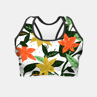 Thumbnail image of Tropical Rainforest Crop Top, Live Heroes