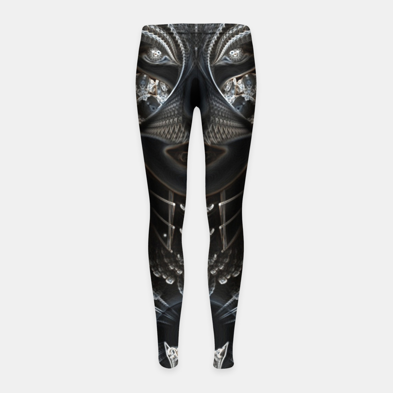 Image of Arsencia EGCLGSSED Girl's Leggings - Live Heroes