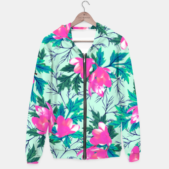 Thumbnail image of Summer Garden Hoodie, Live Heroes