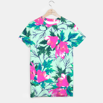 Thumbnail image of Summer Garden T-shirt, Live Heroes