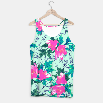 Thumbnail image of Summer Garden Tank Top, Live Heroes