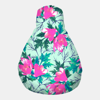 Thumbnail image of Summer Garden Pouf, Live Heroes