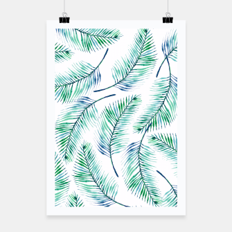 Thumbnail image of Palms Poster, Live Heroes