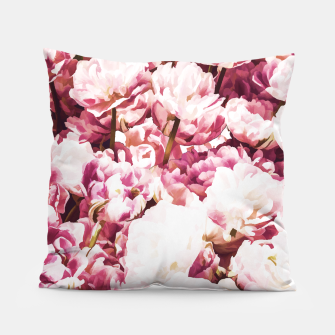 Thumbnail image of Pink Mood Pillow, Live Heroes
