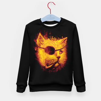 Thumbnail image of Irie Eye Kid's Sweater, Live Heroes