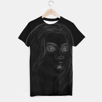 Thumbnail image of Shadow Beauty T-shirt, Live Heroes