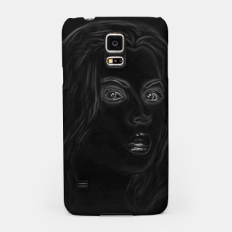 Thumbnail image of Shadow Beauty Samsung Case, Live Heroes
