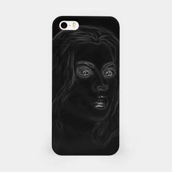 Thumbnail image of Shadow Beauty iPhone Case, Live Heroes